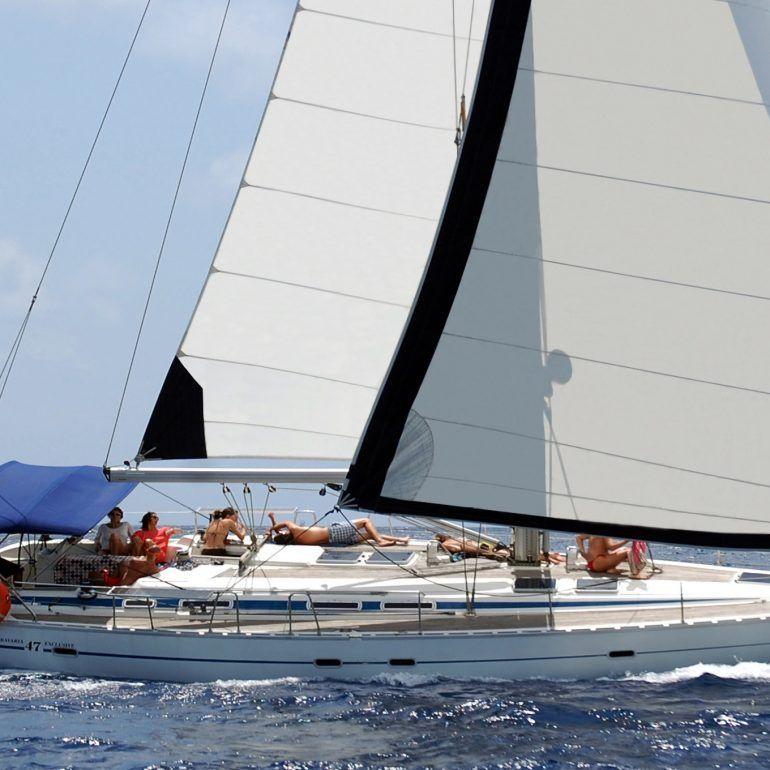 alquiler de velero Bavaria 47 Exclusive