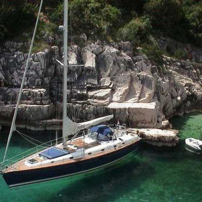 Alquiler Beneteau 50 precio alquiler Ibiza Formentera