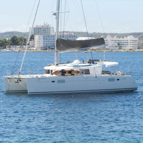 Catamarán en Bahamas precio alquiler