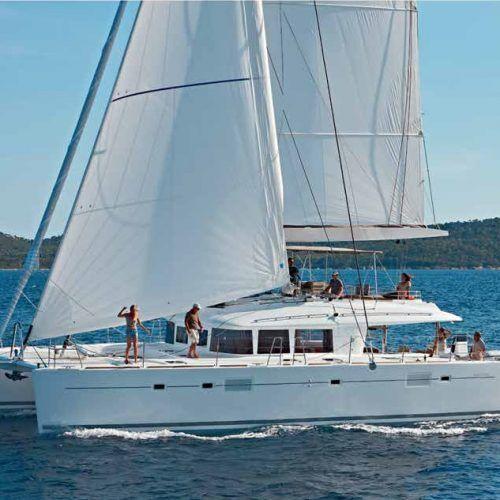 Alquilar catamarán en Baleares Tortola