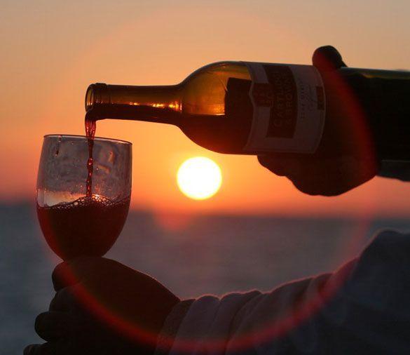 Atardecer en Lanzarote con cata de vinos