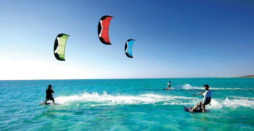 Apúntate a nuestras clases de Kitesurf en Bahamas