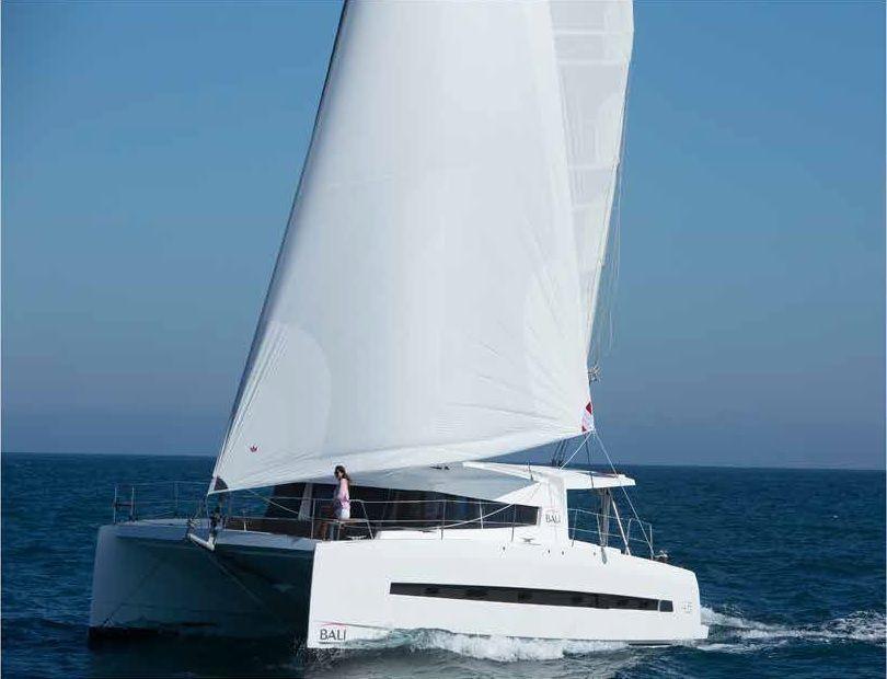 Alquiler de embarcación Bali 4.5