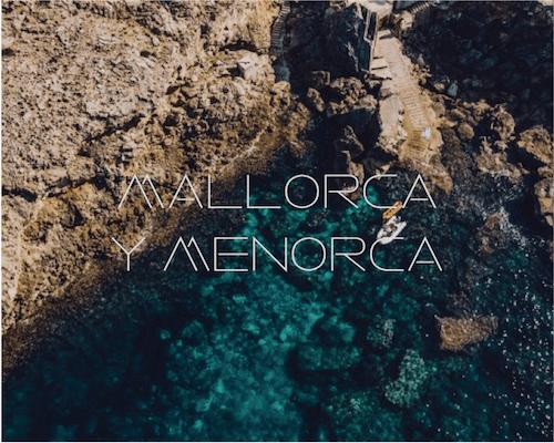 Alquilar barco en Mallorca y menorca