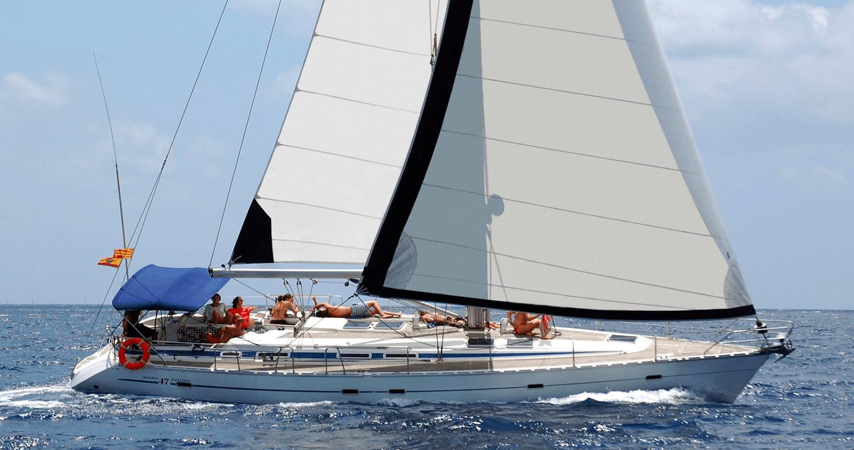 Alquilar velero con Nautic Senses
