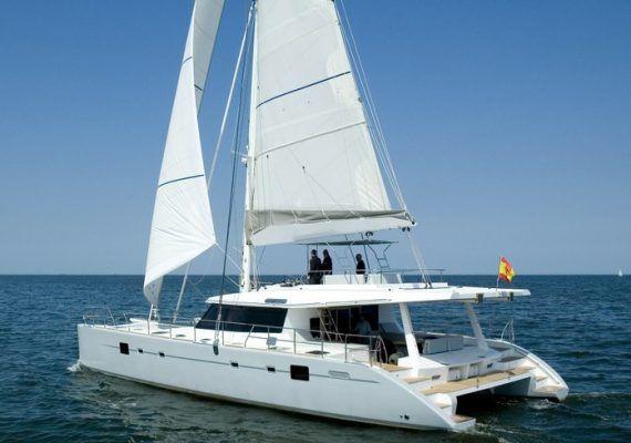 Alquilar Sunreef 62 tripulación precio